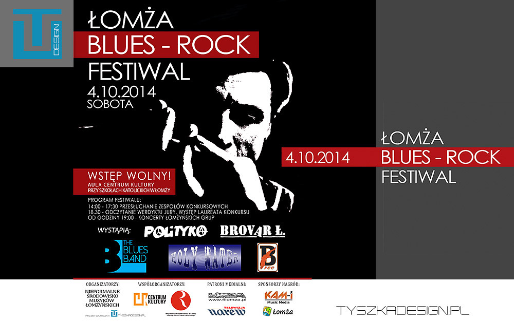 Łomza Blues – Rock Festiwal